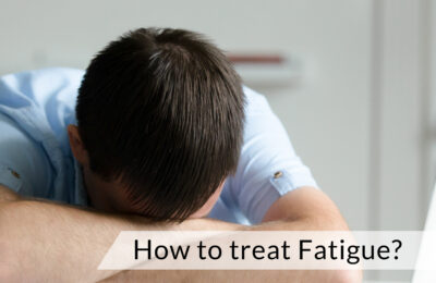 How to treat Fatigue?