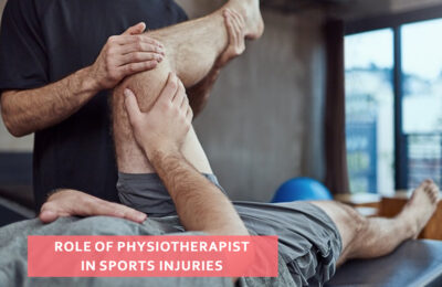 Role of Physiotherapist in Sports Injuries