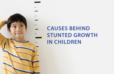 Causes behind stunted growth in Children